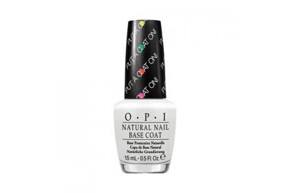 OPI Put a Coat On! Natural Nail Base Coat 15ml #NTN01
