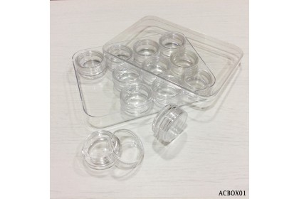 Accessories Container (12-in-1)