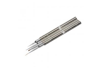 Entity 4Pc Nail Art Brush Set
