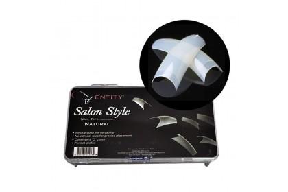 Entity Natural Salon Style Nail Tips 200ct