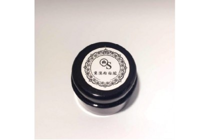 QS Ornament Clear Crystal Gel (Small)