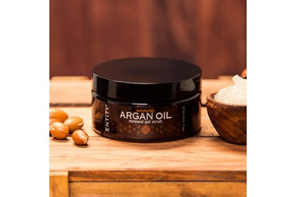 Entity Argan Oil 226g # Gel Scrub