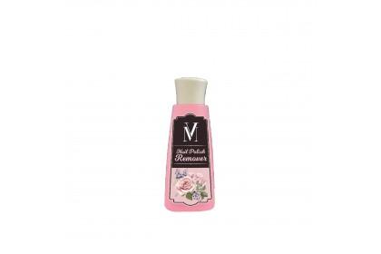 MV Nail Polish Remover 100ml-Rose Fragrance