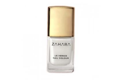 Zahara Nail Lacquer 11ml #First Snow Z73135