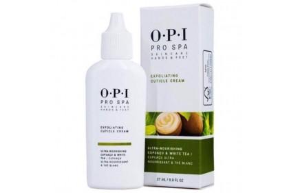 OPI Pro Spa Exfoliating Cuticle Cream 27ML ASE20