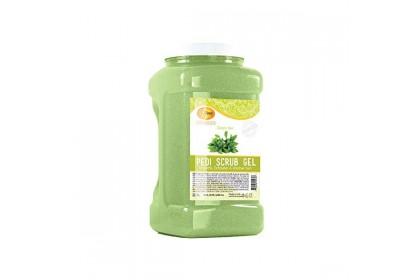 Spa Redi Pedi Scrub Gel Green Tea 3.7L