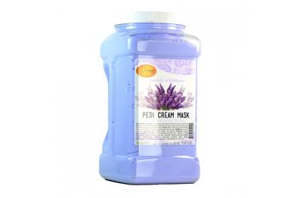 Spa Redi Pedi Cream Mask Lavender & Wildflower 3.7L