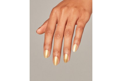 OPI Infinite Shine 15ml #HRM40 (This Gold Sleighs Me)